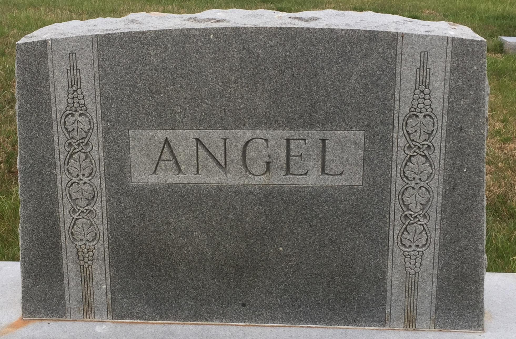 Alma Martha <i>Macey</i> Angel