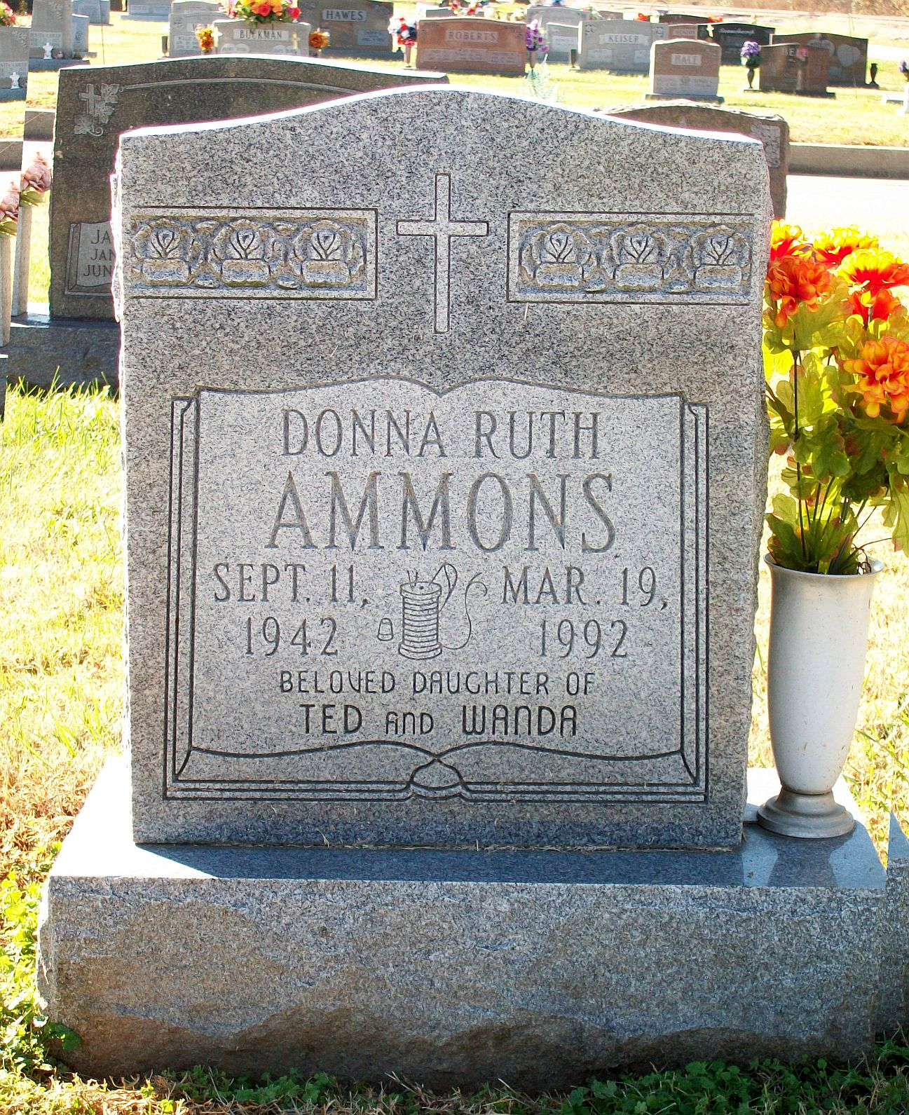 Donna Ruth Ammons