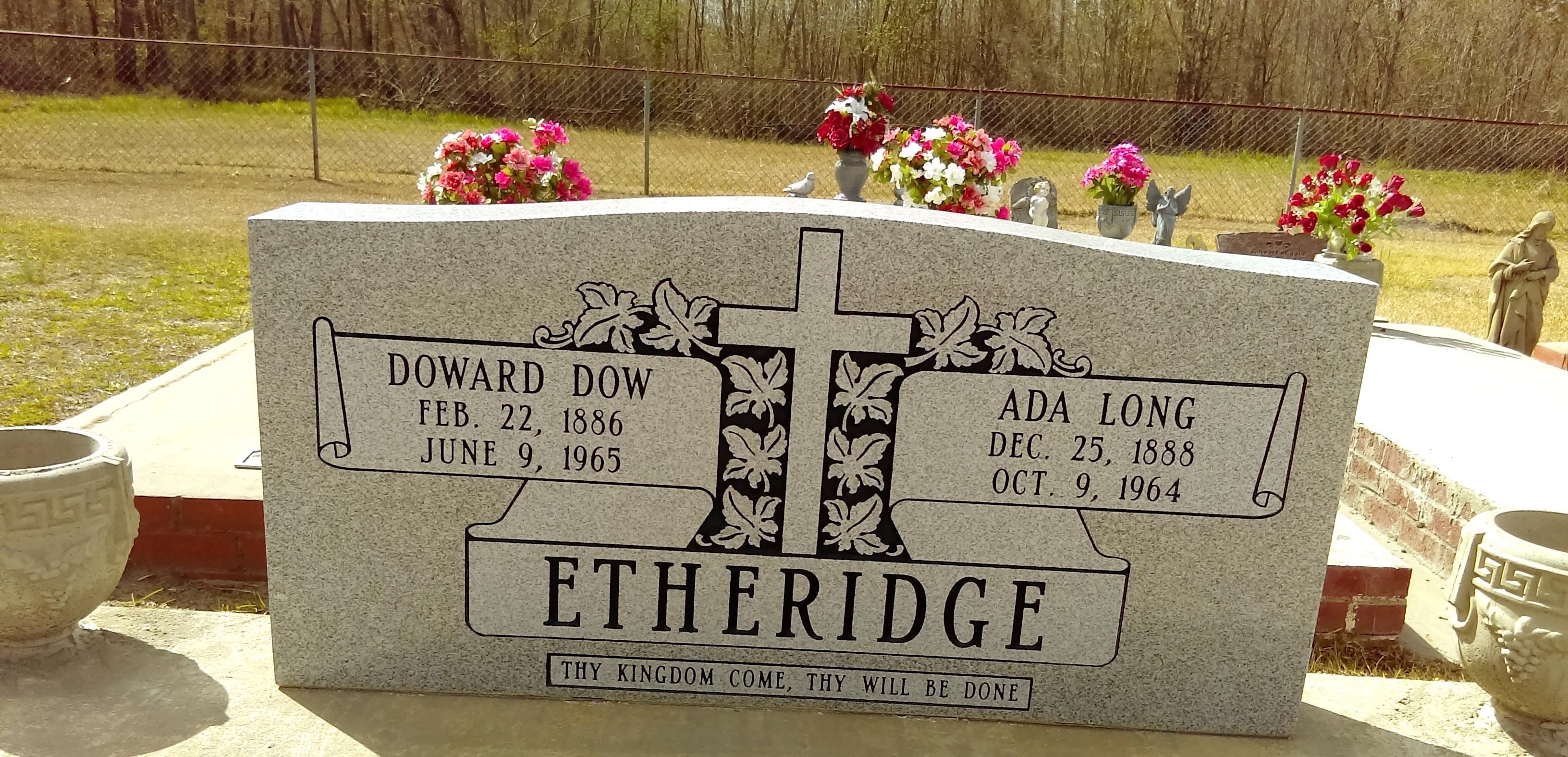 Ada <i>Long</i> Etheridge