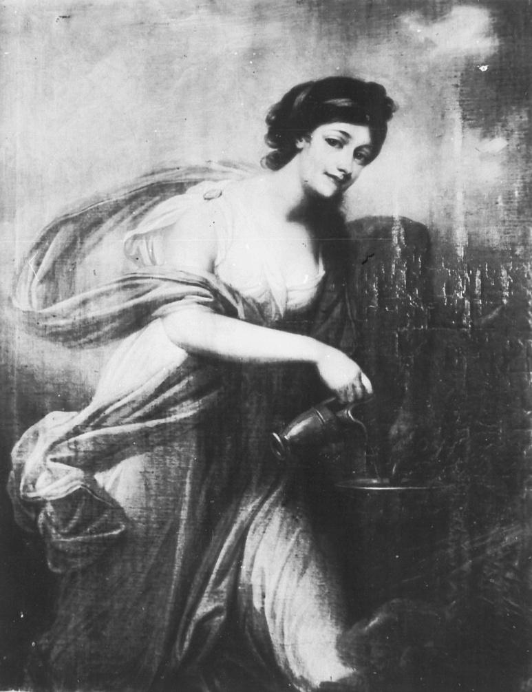 Countess Auguste Charlotte von Kielmansegge