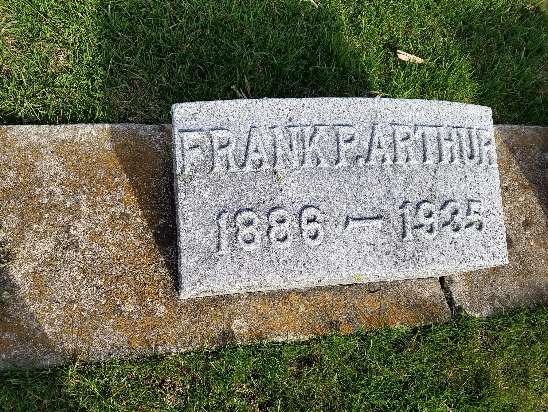 Frank P Arthur