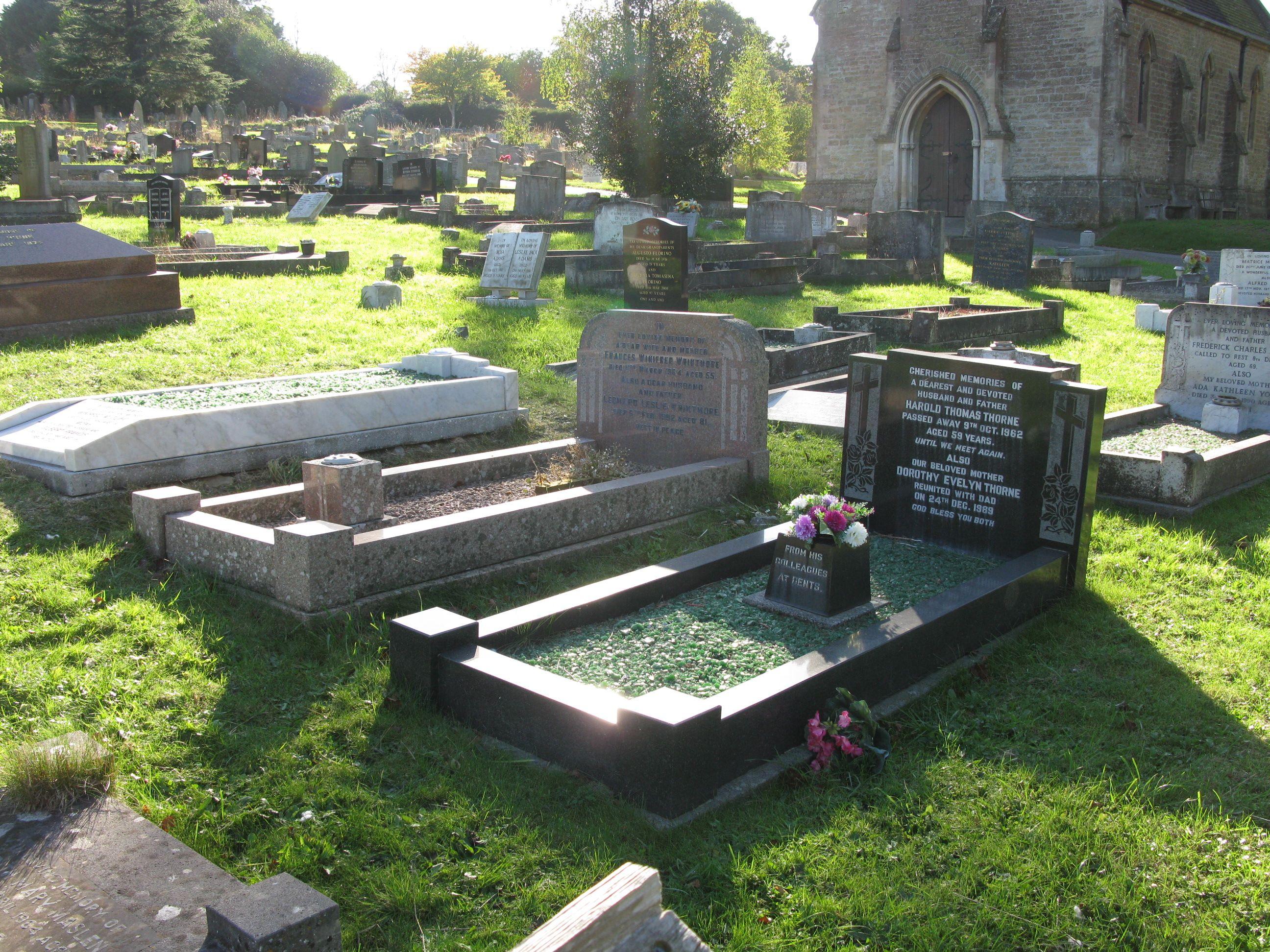Leonard Leslie Wrintmore (Unknown-1992) - Find A Grave Memorial