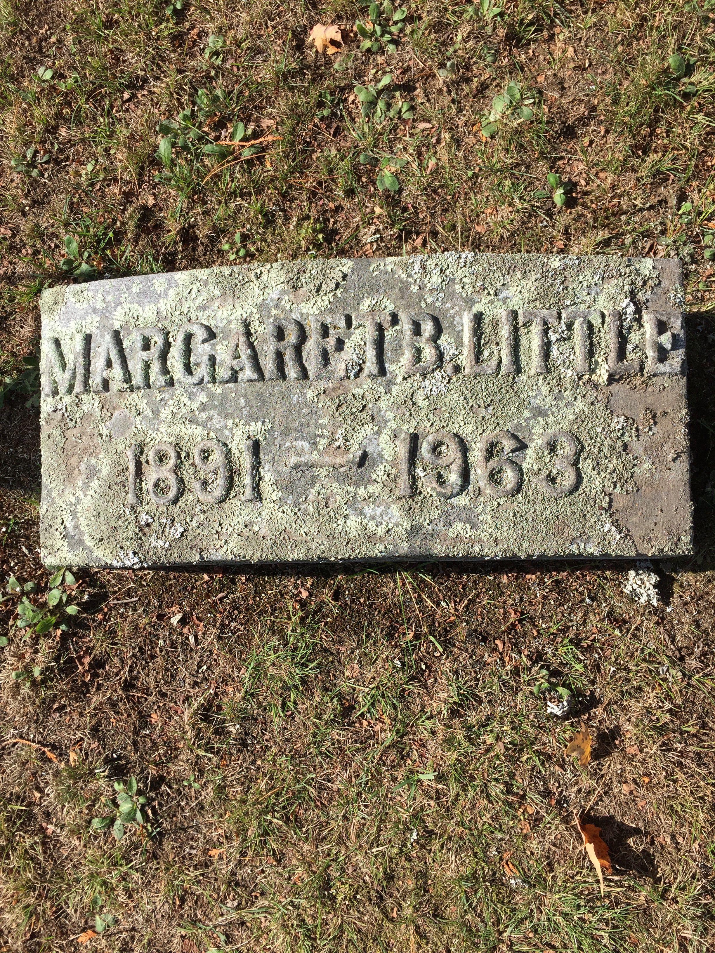 Watch Margaret Blanche video