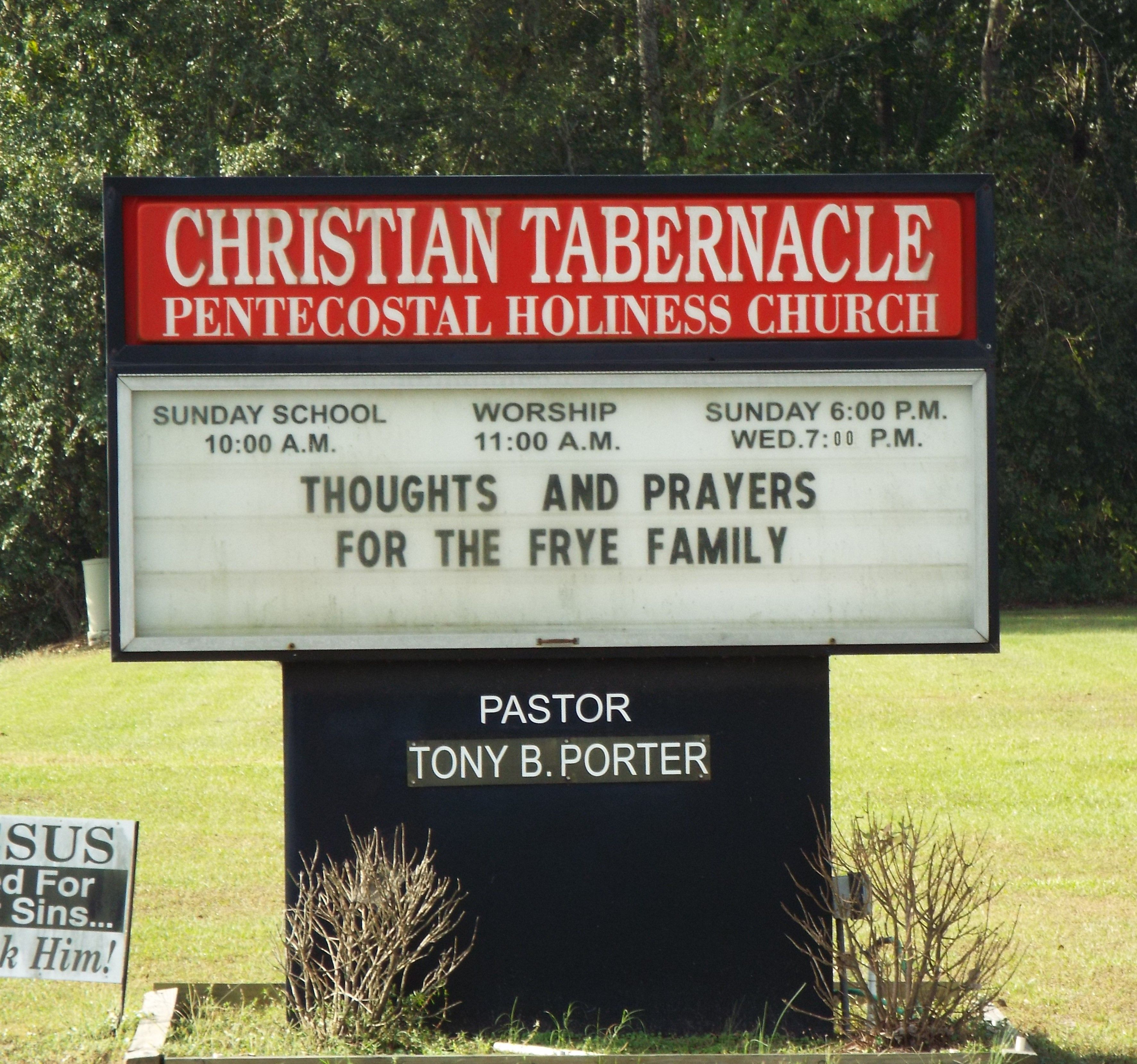 Christian Tabernacle Pentecostal Holiness Church in Sumter