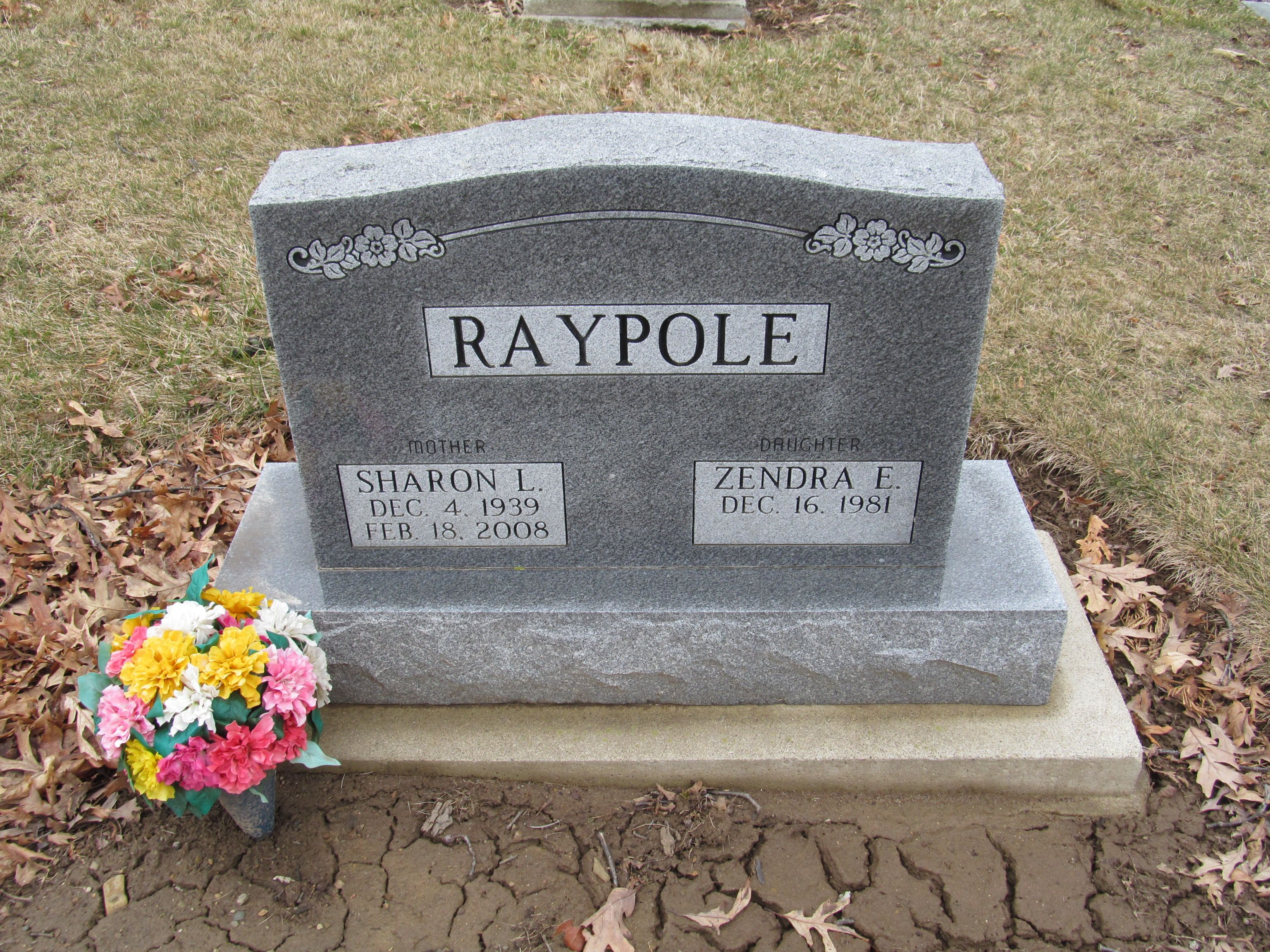 Sharon L Ekleberry Raypole (1939-2008) - Find A Grave Memorial