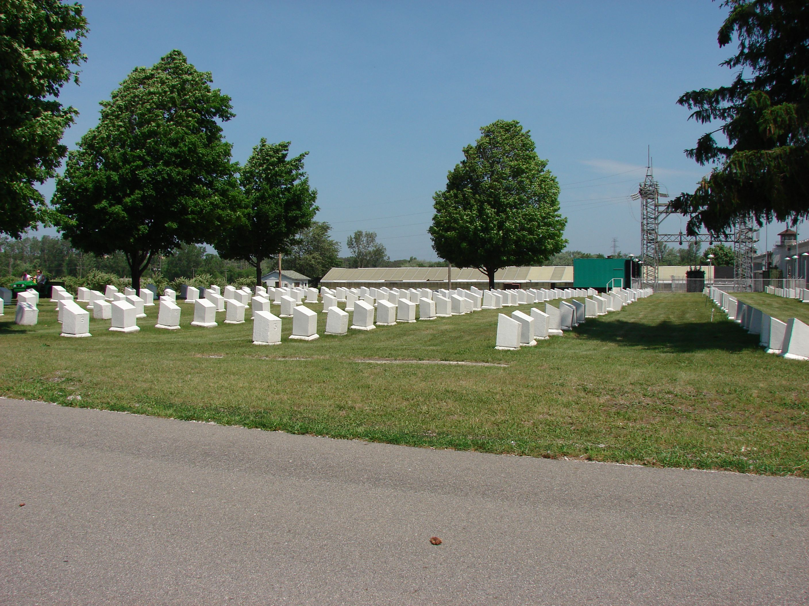 Indiana State Prison Cemetery In Michigan City Indiana Find A Grave Cemetery