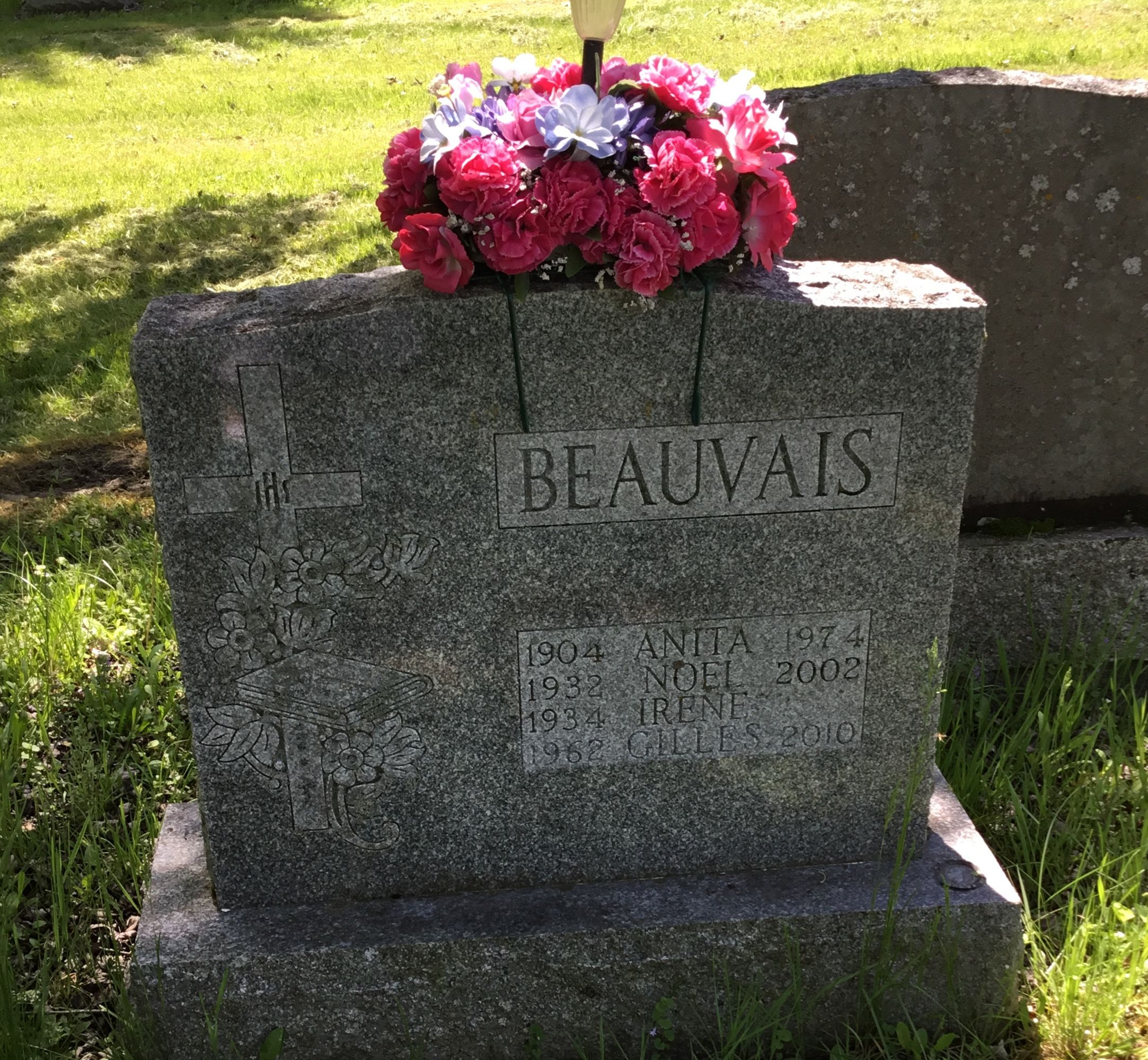noel 2018 beauvais Anita Beauvais (1904 1974)   Find A Grave Memorial noel 2018 beauvais
