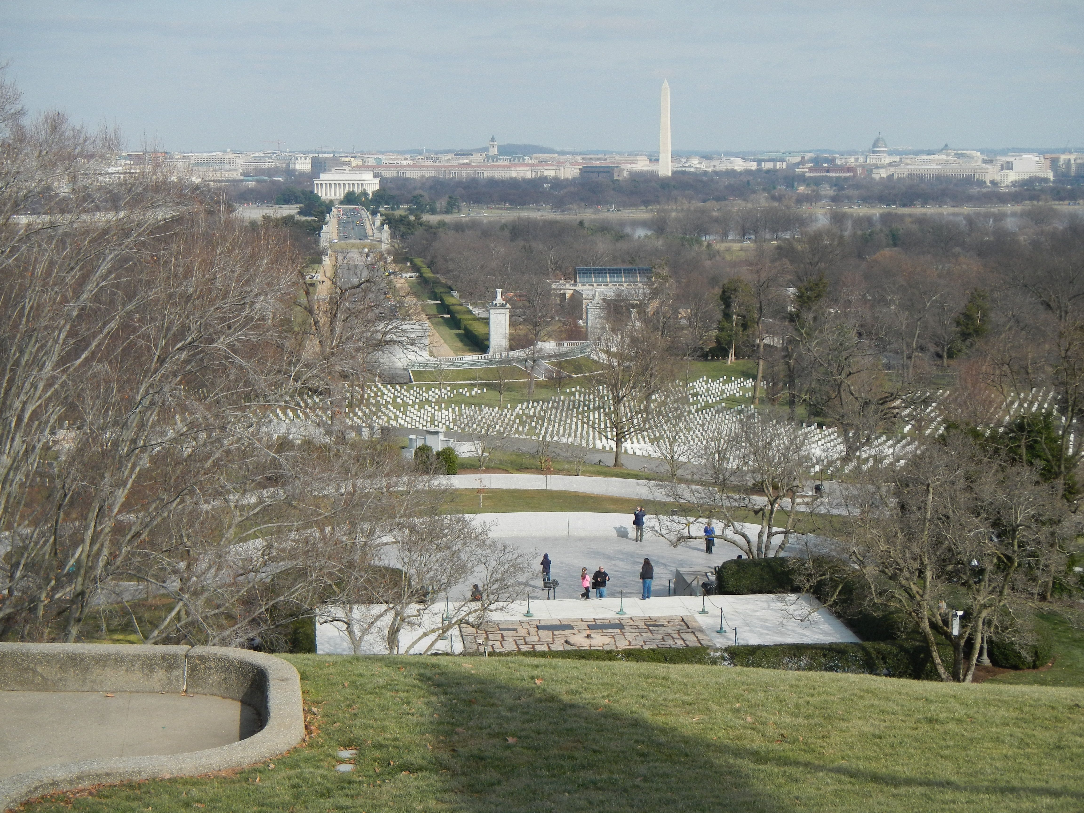 Arlington National Cemetery in Arlington, Virginia - Find A Grave ...