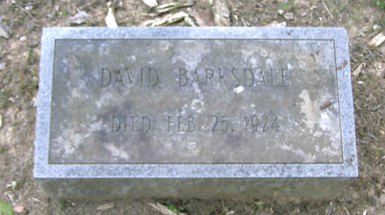 David Barksdale (1859-1924) - Find A Grave Memorial