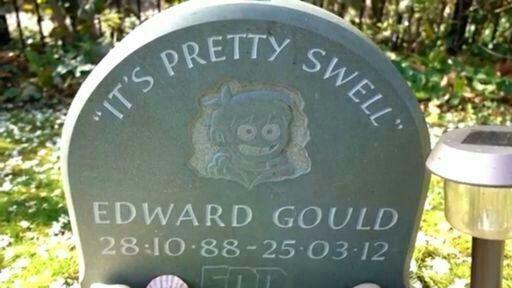 Edward Duncan Ernest Edd Gould 1988 2012 Find A Grave Memorial