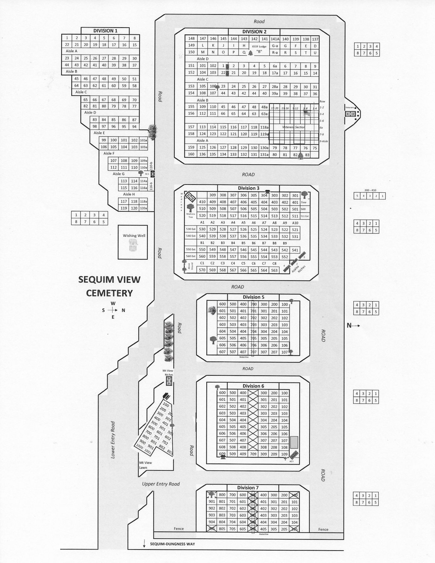 Sequim Zip Code Map.Sequim View Cemetery In Sequim Washington Find A Grave Cemetery