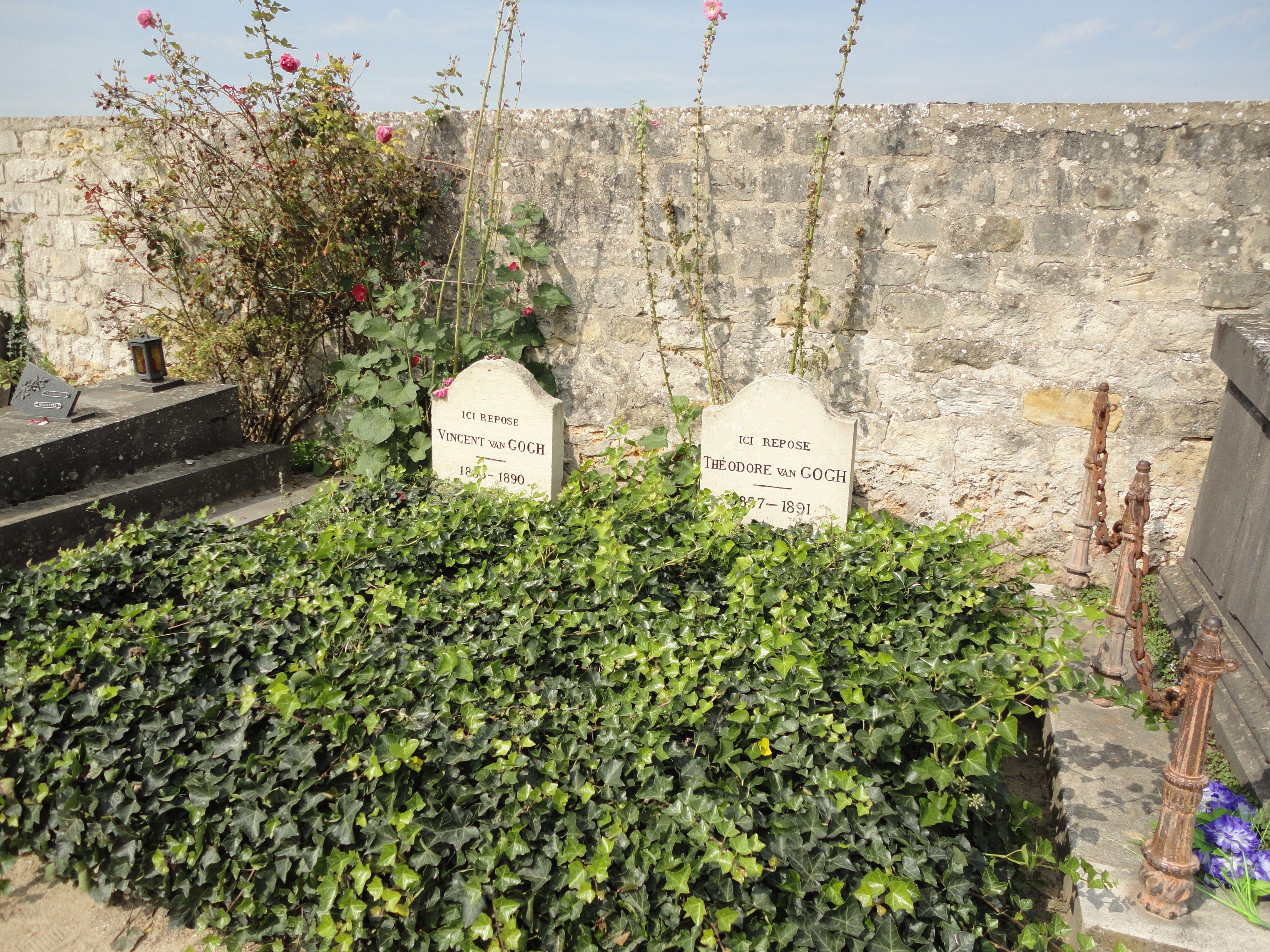 Vincent van Gogh (1853-1890) - Find A Grave