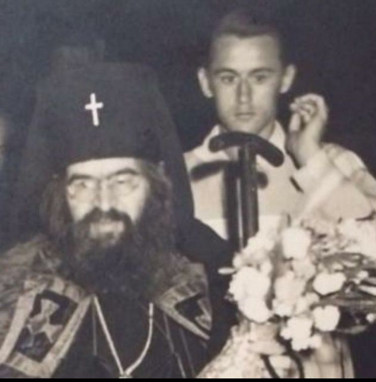 John (Saint John of Shanghai and San Francisco) Maximovitch