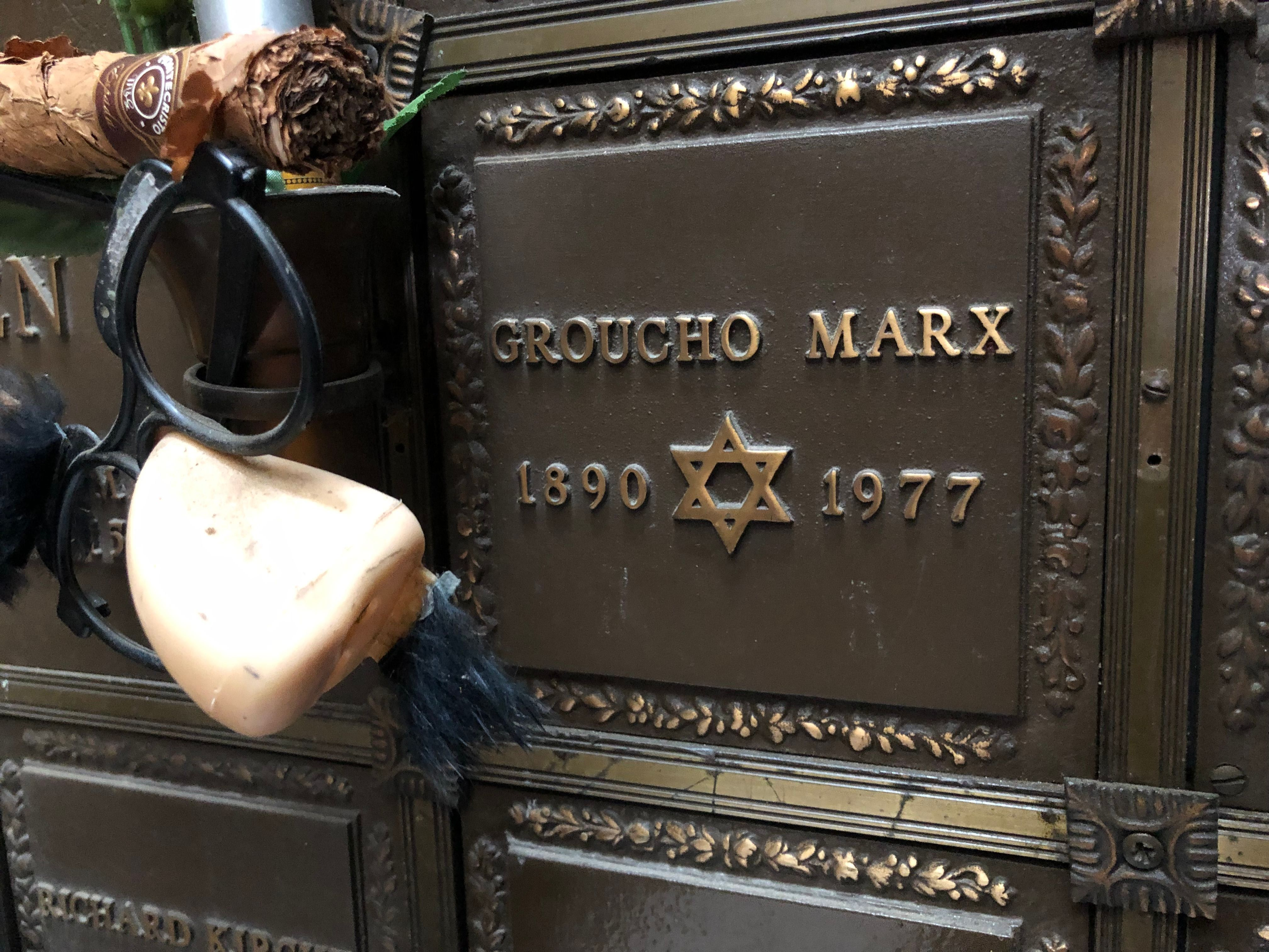 Groucho Marx 1890 1977 Find A Grave Memorial