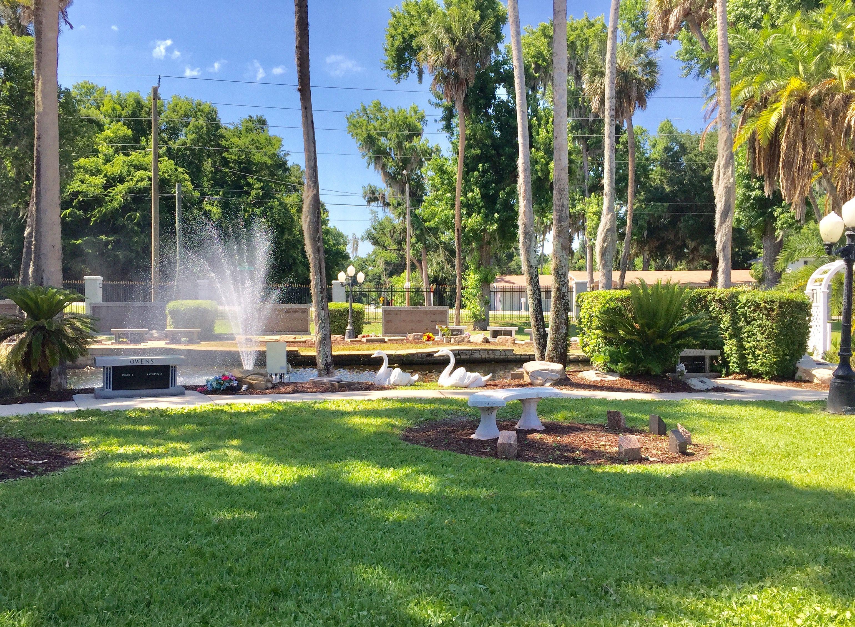 Memorial Park In Daytona Beach Florida