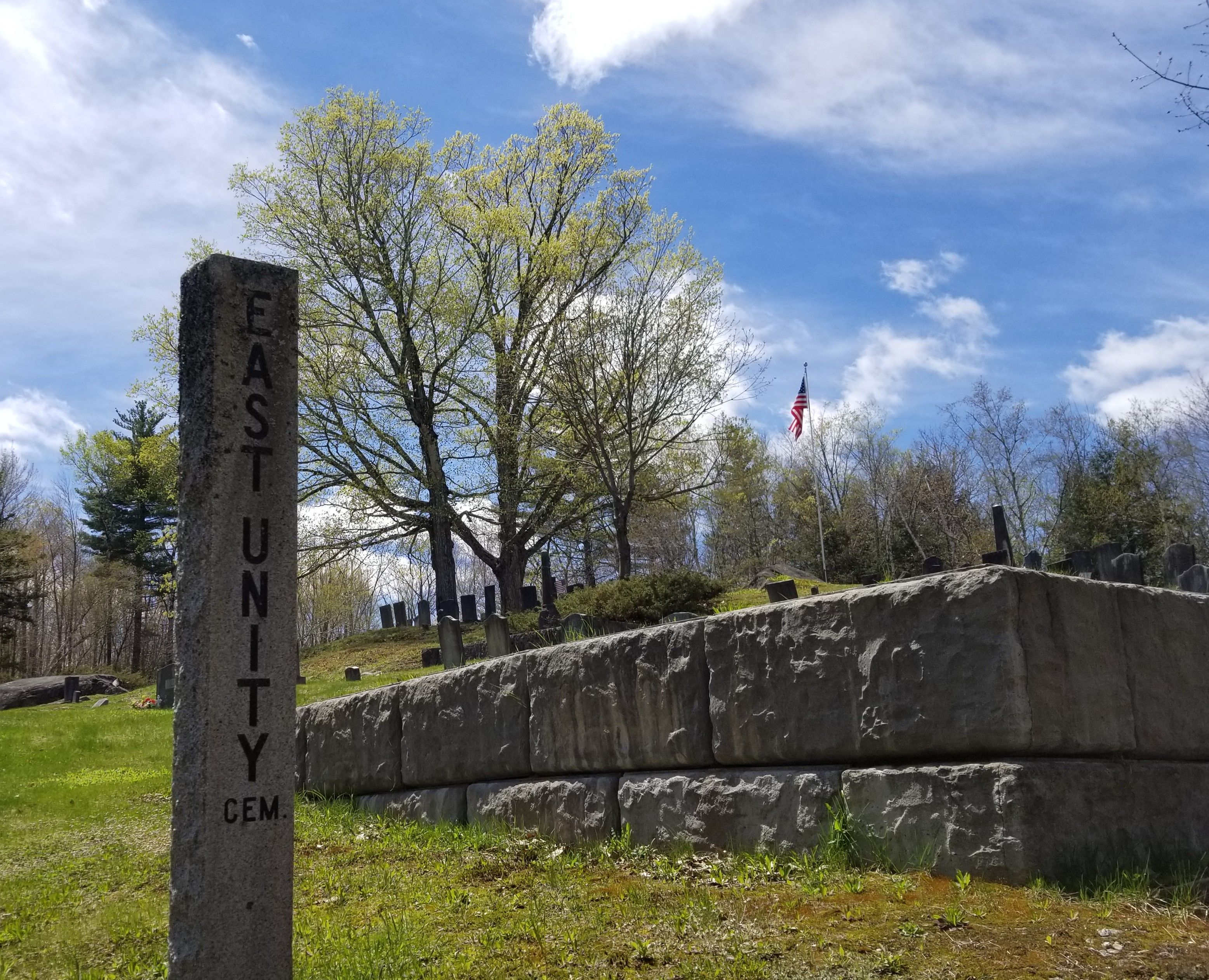 East Unity Cemetery in East Unity, New Hampshire - Find A