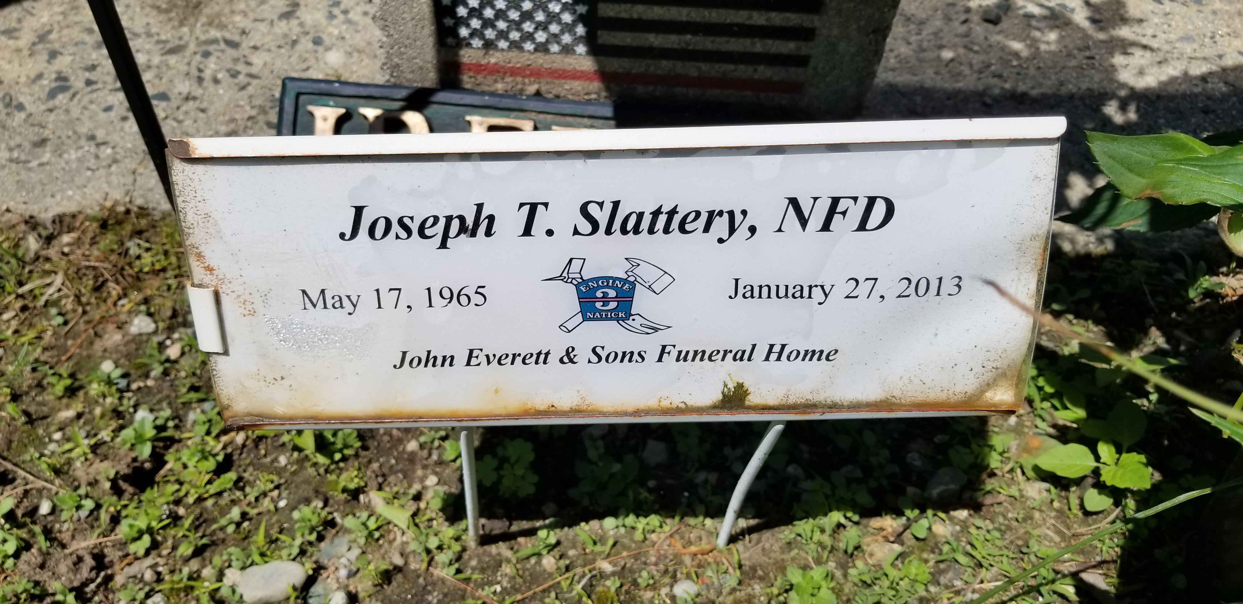 Joseph T Slattery 1965 2013 Find A Grave Memorial