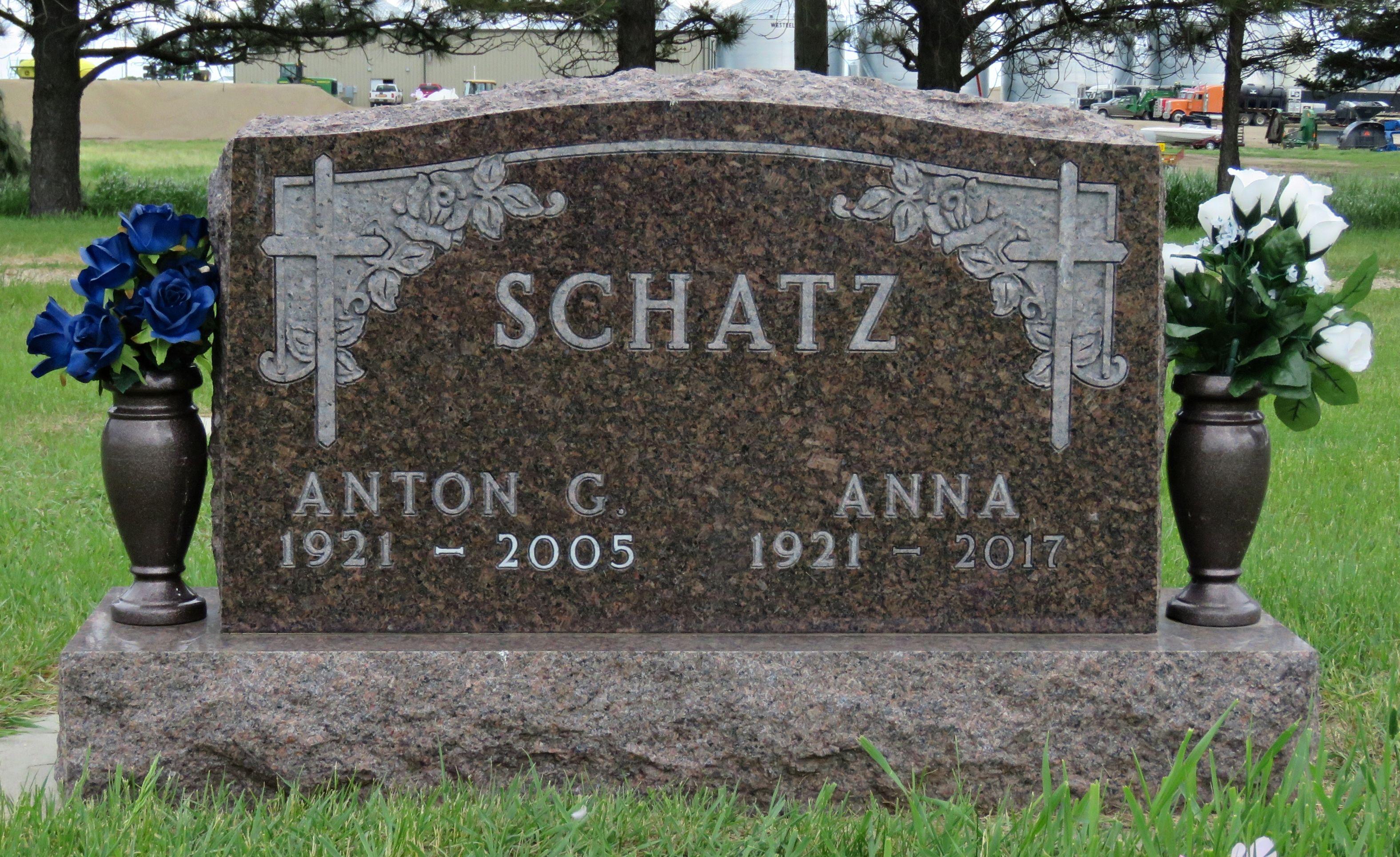 Anna Feist Schatz (1921-2017) - Find A Grave Memorial