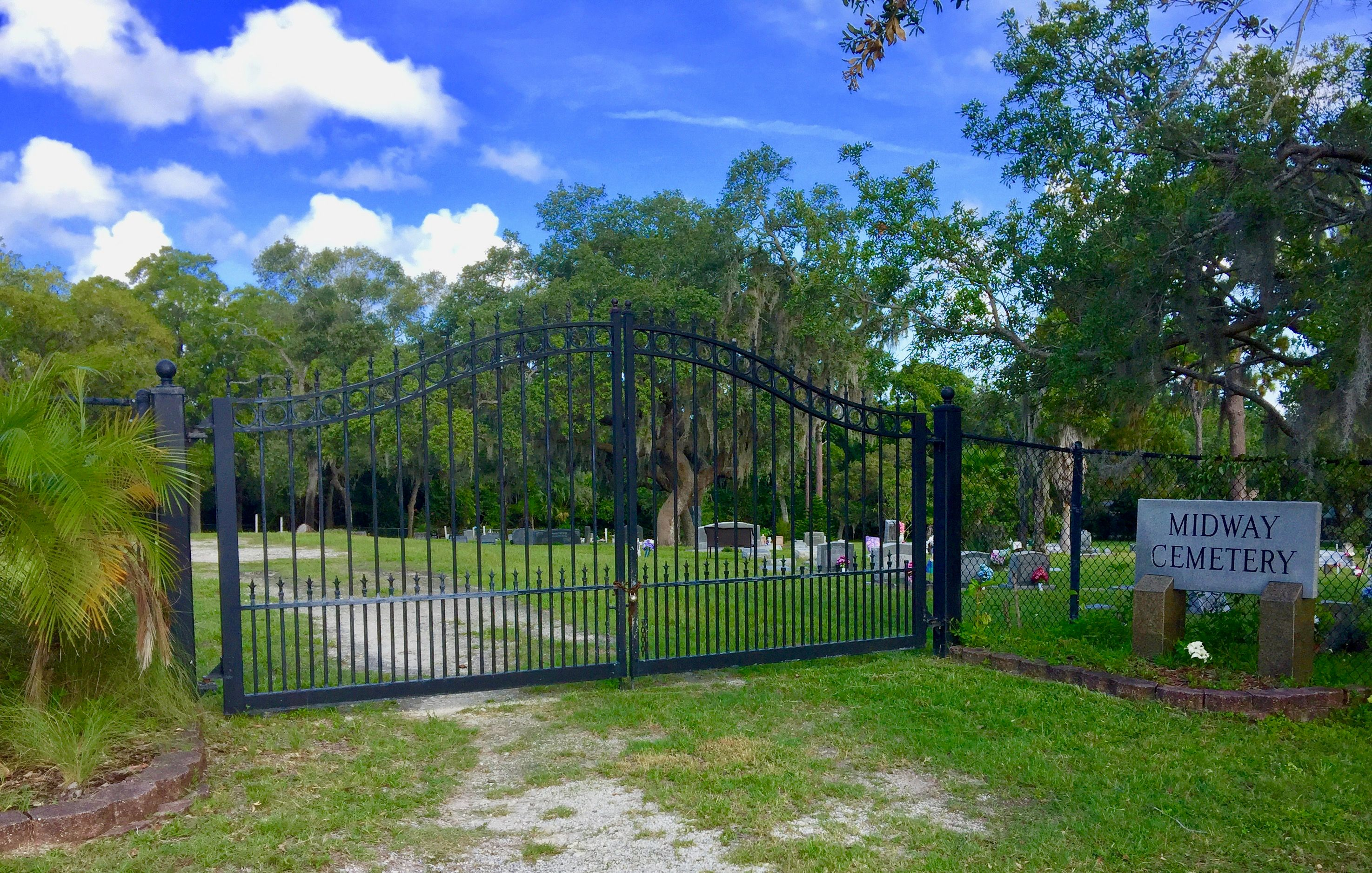 Midway Cemetery in Palm Harbor, Florida - Find A Grave Cemetery