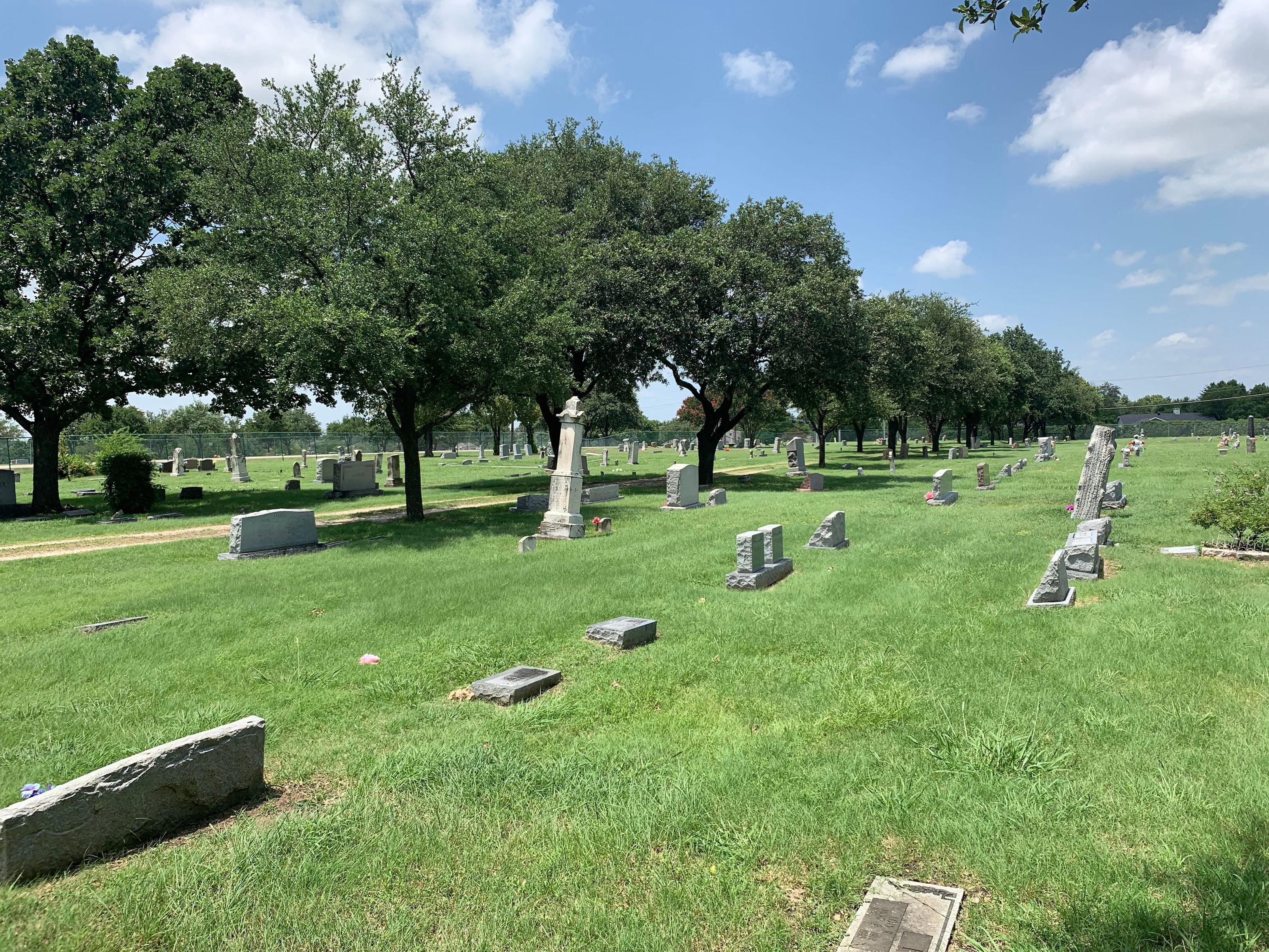 Furneaux Cemetery in Carrollton, Texas - Find A Grave Cemetery