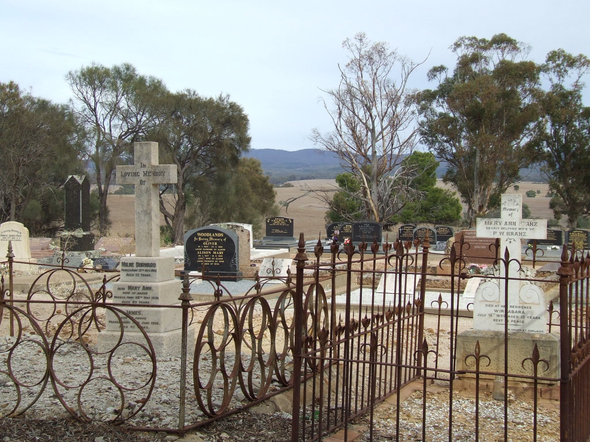 Wirrabara Cemetery In Wirrabara South Australia Find A Grave Images, Photos, Reviews
