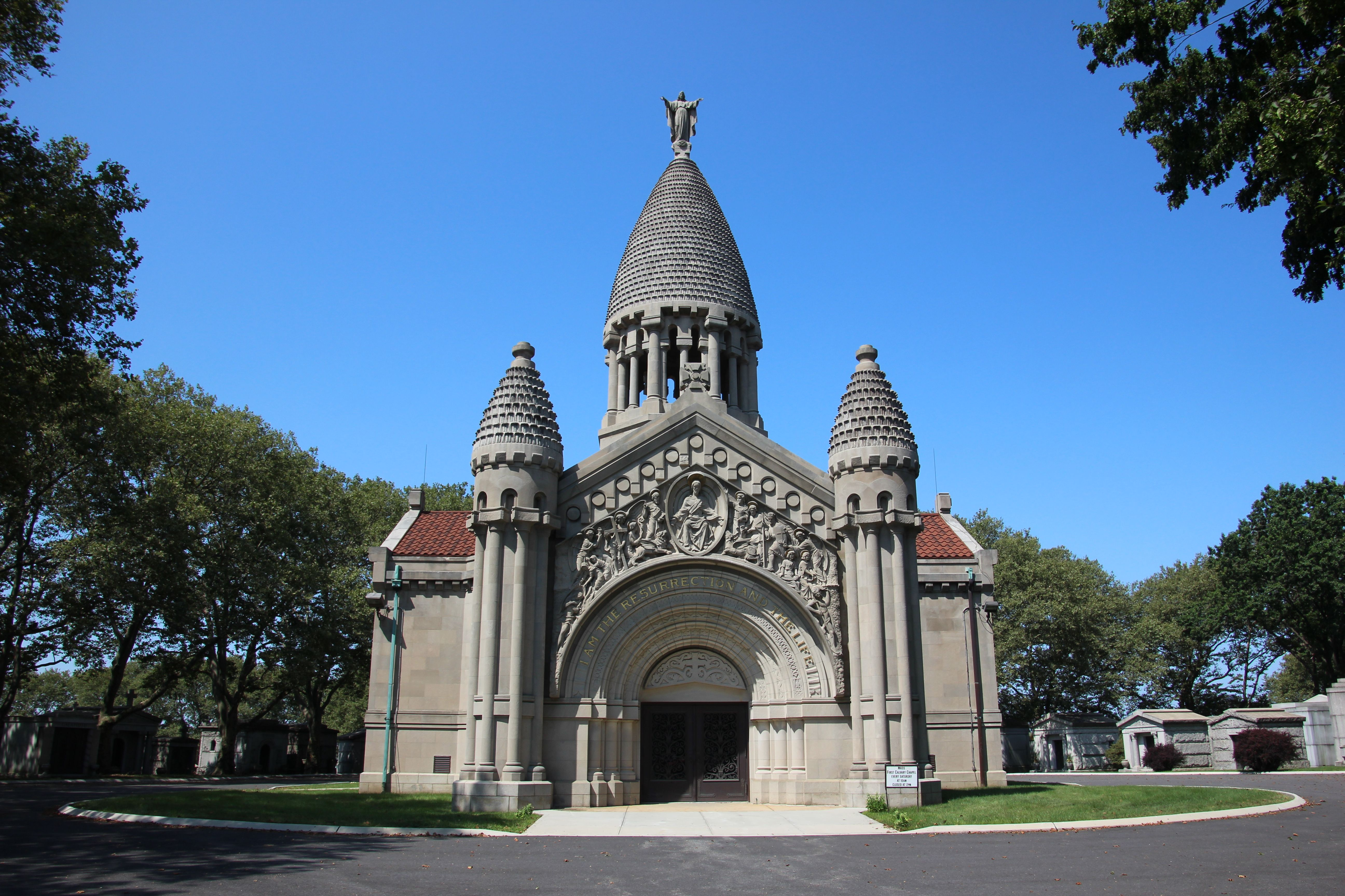 Calvary Cemetery in Woodside, New York - Find A Grave Cemetery