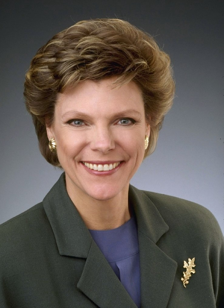 Image result for cokie roberts  This week