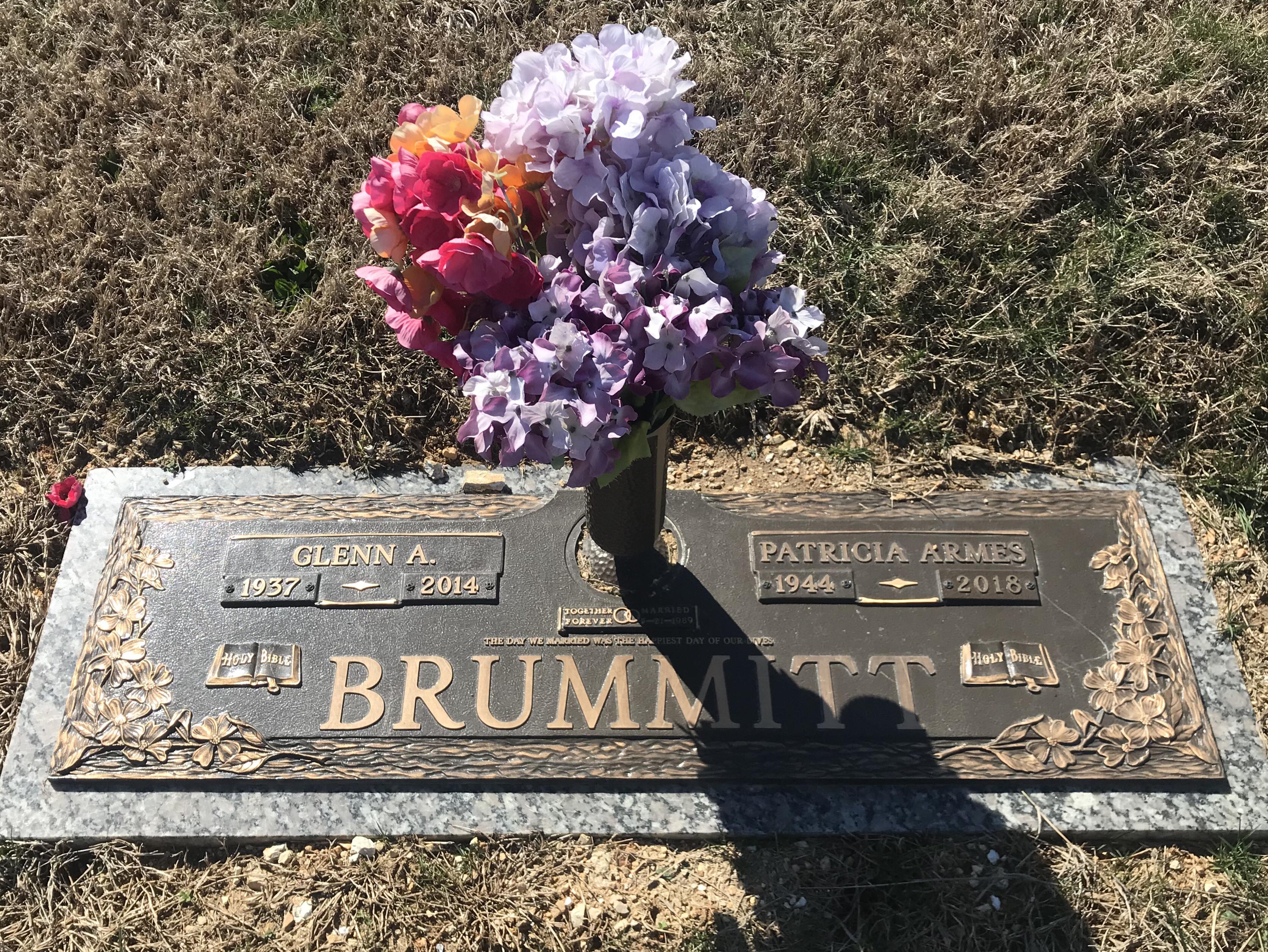 "Patricia Ann ""Patsy"" Armes Brummitt (1943-2018) - Find A"