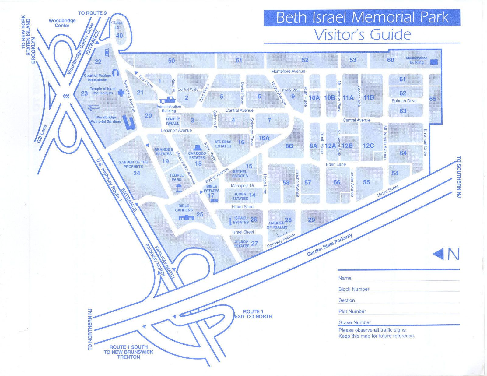 Beth Israel Memorial Park in Woodbridge, New Jersey - Find A Grave