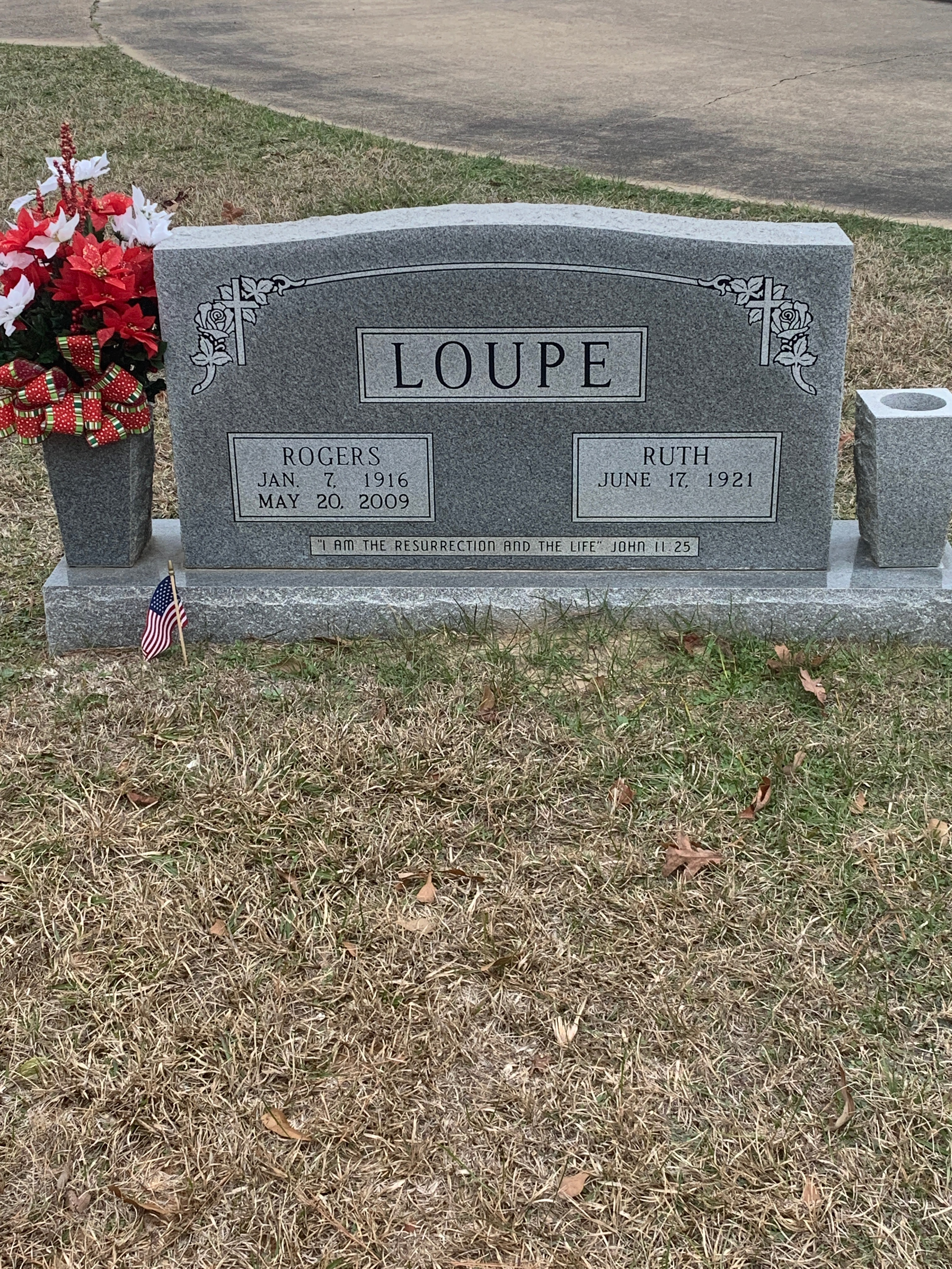 Rogers Peter Loupe 1916 2009 Find A Grave Memorial