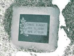 Carol Egbert