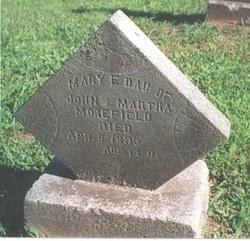 Mary Elizabeth Morefield
