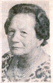 Annie May <I>Venstra</I> Lillegard