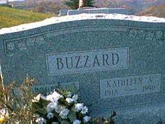 Kathleen V. <I>Tedrow</I> Buzzard