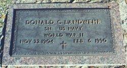 Donald Crain Landwehr