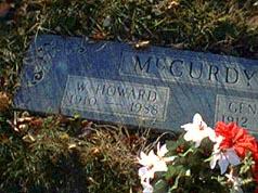 William Howard McCurdy