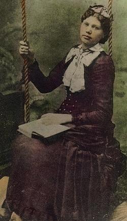 Augusta Amelia <I>Jorns</I> McInnes