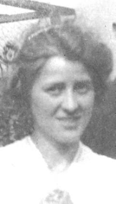 Bertha Anna <I>Daetwyler</I> Franz