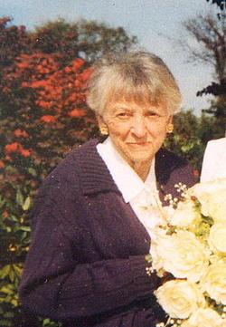 Gladys E <I>Wickett</I> Backlund