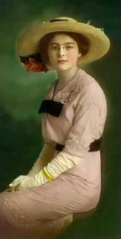 Gertrude Effie <I>Wortley</I> Whitehead