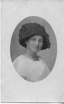 Mary Eunice <I>McBurnett</I> Cunningham