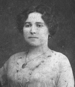 Fanny Hinda <I>Wise</I> Finkel