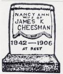Nancy Ann <I>Moore</I> Cheesman