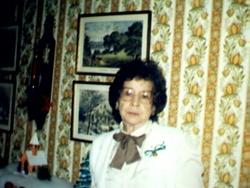 Mary Lou <I>Daniels</I> Childers