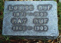 "Rachel ""Ray"" Ruf"