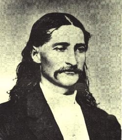 "James Butler ""Wild Bill"" Hickok"