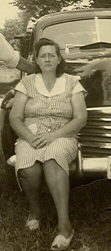Gwendoline Gertrude <I>Bump</I> Hall
