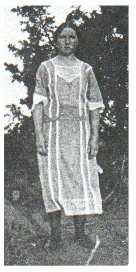 "Mary Delanie ""Mollie"" <I>Hill</I> Miller"