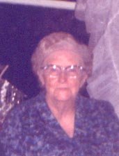Laura Myrtle <I>Persinger</I> Ray
