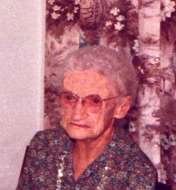 Edna Belle <I>Armstrong</I> Bryan Braden